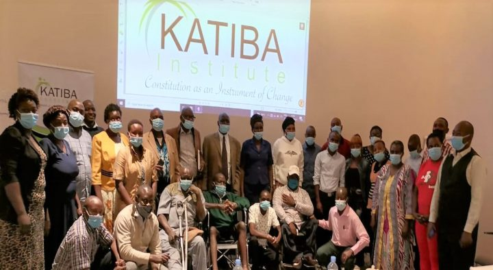 Katiba Institute trains Community Based Organizations on Access to Information